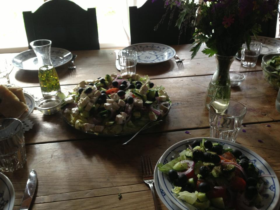 Mat på Jønnhalt Gjesteseter