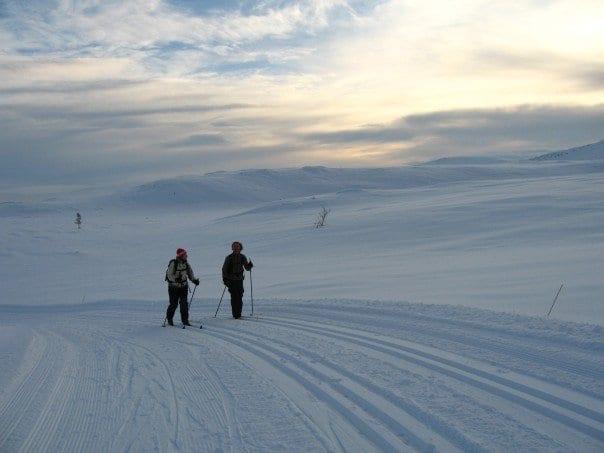 Vinter på Venabygdsfjellet