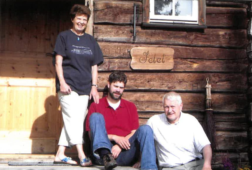 Astri Fretheim, Øyvind Nordrum og Anders Fretheim