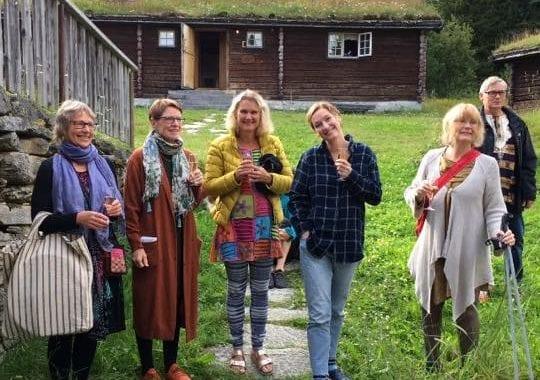Stemmen bak stemmen på Jønnhalt Gjesteseter